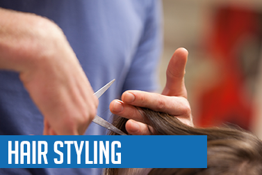 Hair Styling Scissor Sharpening