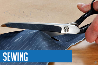Sewing Scissor Sharpening